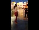 Las Vegas Girl Fight Part 1