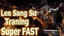 Lee Sang Su 2018 l Multiball Training l Super FAST l Lee Sang 스와 2018l 탁구 Training l 슈퍼 빠르
