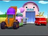 Финли Пожарная Машина  4с06с  Большие не плачут. Мультфильмы для детей