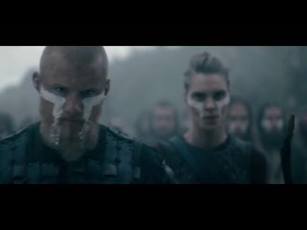 Vikings. Mid Season 5 Official Trailer (rus, AlexFilm)