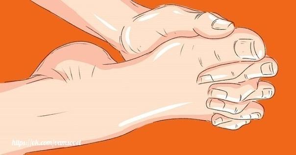 чтобы старость не застала врасплох, выполняй «переплетение пальцев» еще древние китайцы заметили, что первыми стареть начинают ноги, а дальше уже весь организм. ведь именно на ногах сосредоточено множество нервных окончаний и рефлекторных