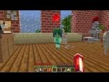 Девочки против Мальчики 😍 Школа Монстров в Майнкрафт - Девушка и дети Троллинг для детей Minecraft