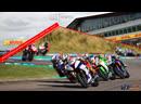British Superbike Championship. Этап 1, Silverstone National, Гонка 2, 21.04.2019 [545TV, A21 Network]