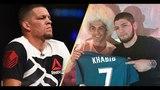 Криштиану Роналду может стать угловым Хабиба, Нейт Диаз о своем возвращении в UFC