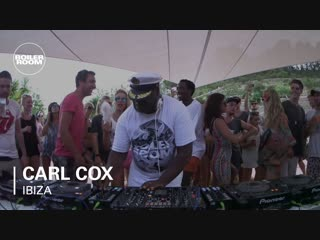 Deep House presents: Carl Cox Boiler Room Ibiza Villa Takeovers [DJ Live Set HD 1080]