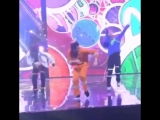 joon said he owns the anpanman choreography,, look at him go