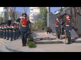 В Юдино открыли обновленную Аллею славы – Вечный огонь для мемориального комплек