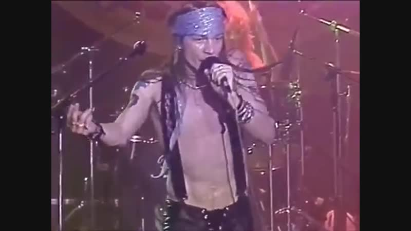 Guns N Roses -Welcome To The Jungle-