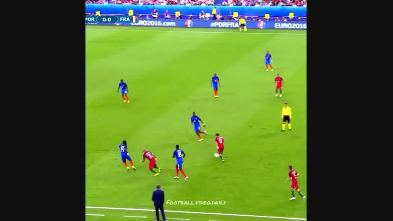 ЕВРО 2016 ⚽Португалия чемпион 🔥👑