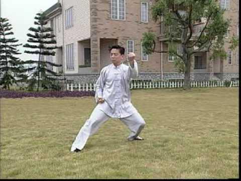 Chen Taichi 56 Competition Routi 陈式太极拳竞赛套路56