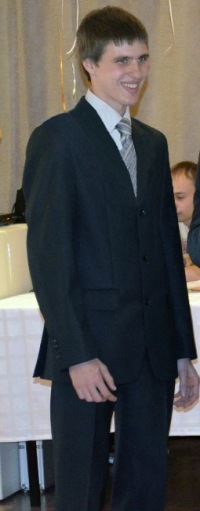 Игорь Шевченко, 25 марта , Санкт-Петербург, id167558811