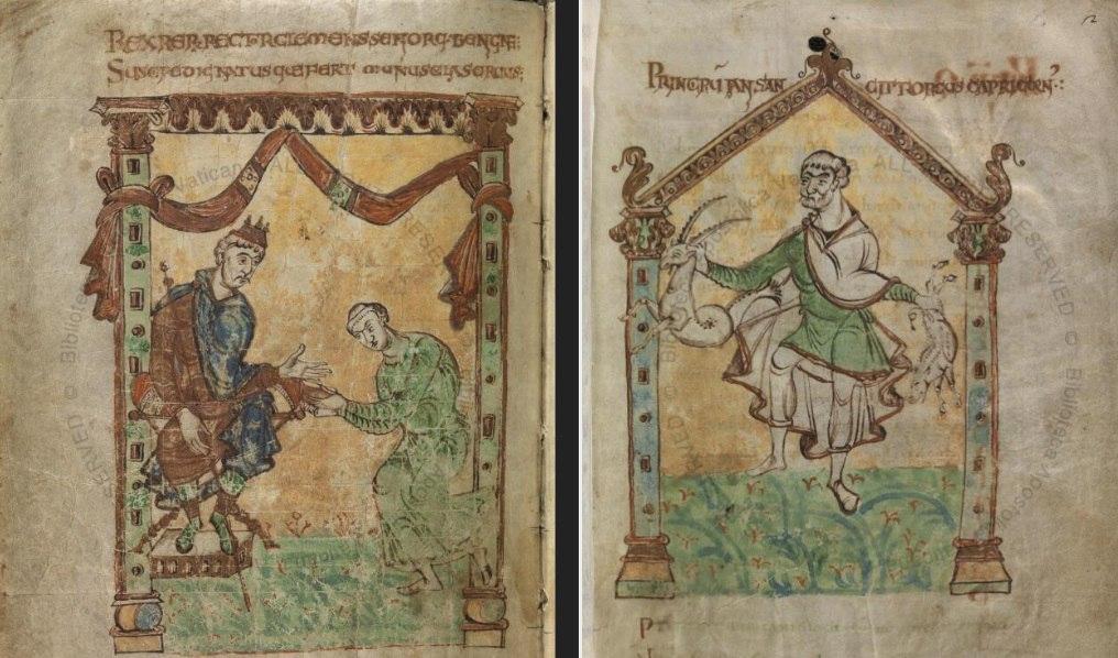 Более 5 тысяч редких манускриптов Ватикана выложены в сеть