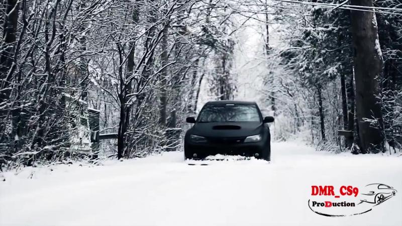 Subaru Impreza WRX STI GRB Snow Drift