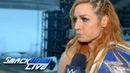Becky Lynch doesn't care about Ronda Rousey's past: SmackDown Exclusive, Nov. 6, 2018