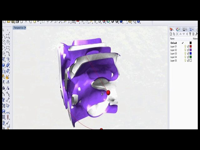 Nudibranch Millipede | Realtime Flowing Isosurface in Grasshopper3d