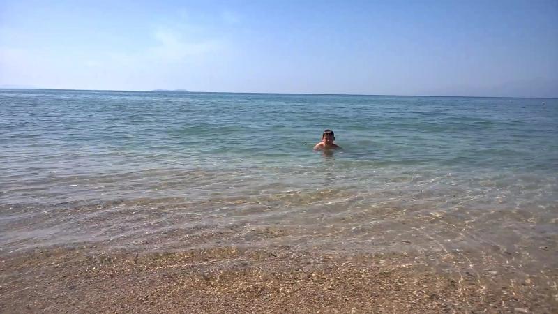 Ионическое море (27.04.2018г)