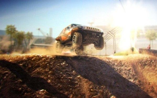 Один из лучших гоночных симуляторов 2012 года