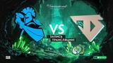 NewBee vs Team Serenity, - Game 2, Group B - The International 2018