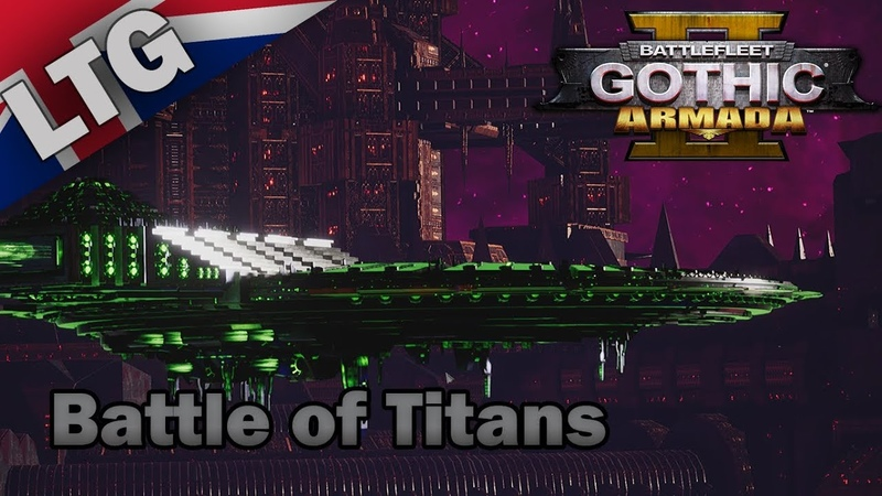 Necrons vs Necrons Battlefleet Gothic Armada 2 Multiplayer