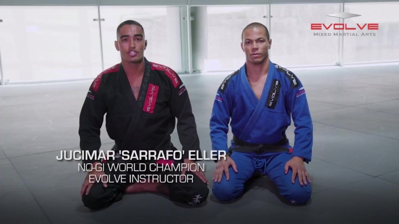 4 Lapel Chokes From The Turtle Position - Jucimar Eller