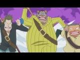 One Piece | Ван Пис 602 серия [Shachiburi & Oriko]
