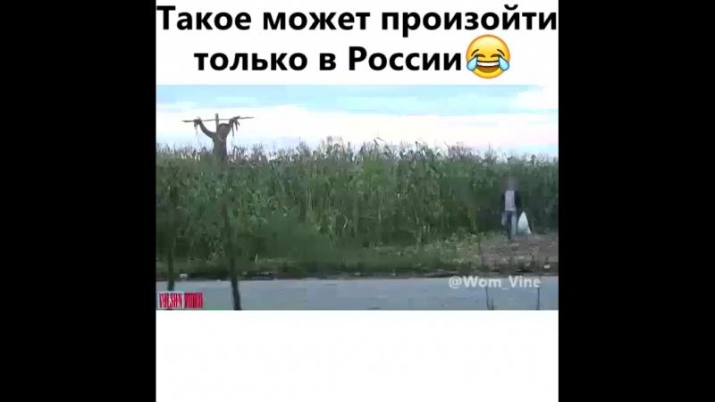 Эту страну никто не может победить. Такое может быть только в России.