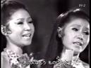 ウナ・セラ・ディ・東京 ザ・ピーナッツ 1969