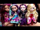 Распаковка Рейвен Квин Raven Queen Ever After High обзор на русском
