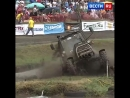 Гонки в грязи на тракторах - что может быть круче