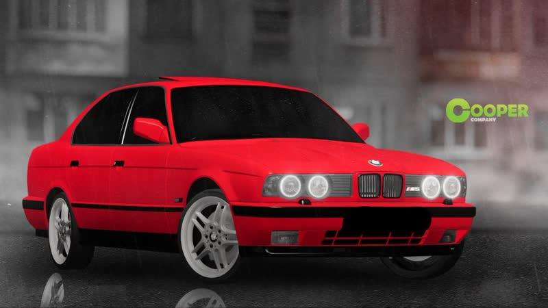 Итоги конкурса на BMW M5 E34 | Cooper Company