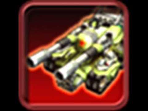 Red Alert 3 Uprising - Танк Апокалипсис