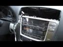 Видео по установке YATOUR YT-M06 на Lexus IS 250/300/350 2006-2011