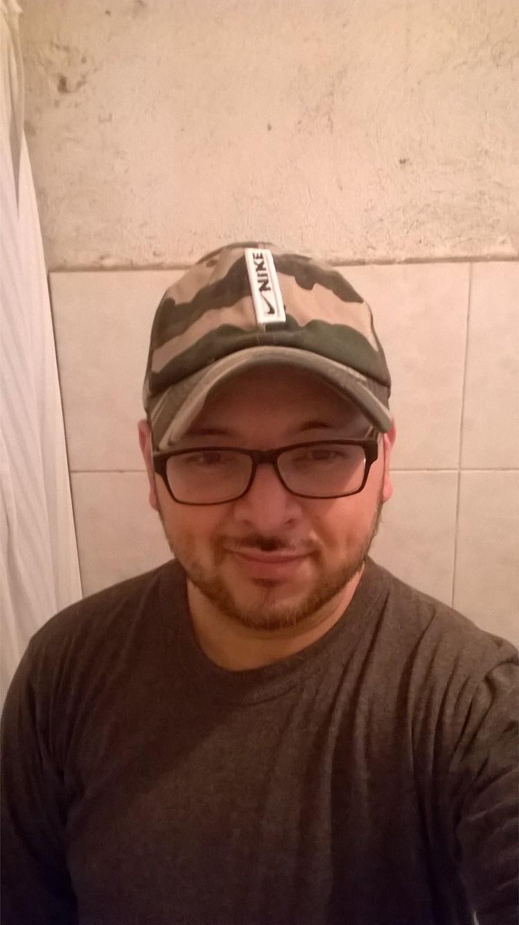 Esteban, 27, Rafael Lucio