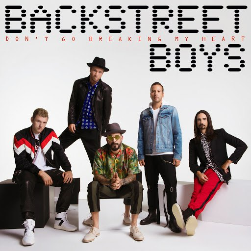 Backstreet Boys альбом Don't Go Breaking My Heart