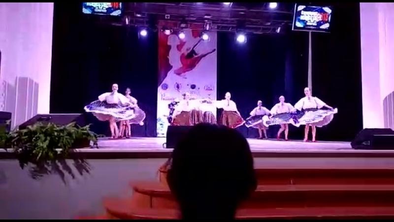 ТТ Веселуха танец Чеботуха 11 05 18