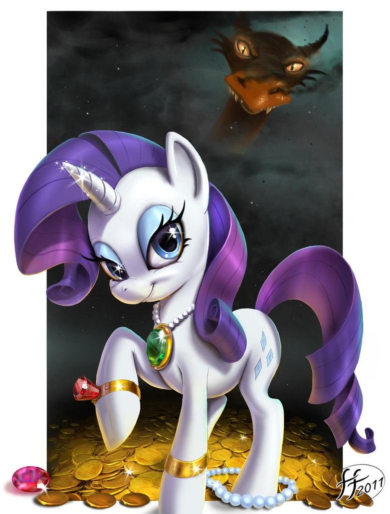 Кто красивей пони Рарити или винкс Стела?
