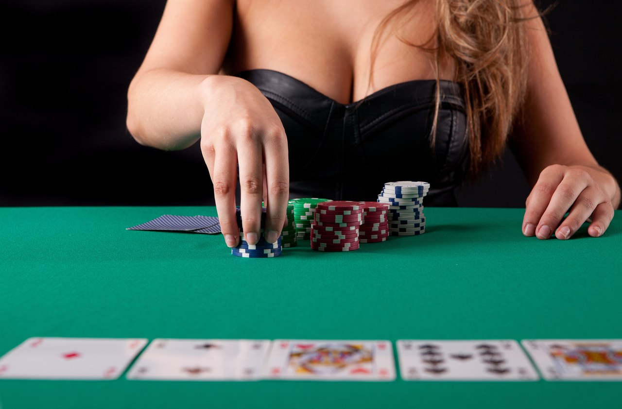 Это покер, детка