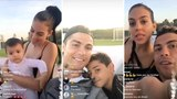 Cristiano Ronaldo VIDEO with fiance