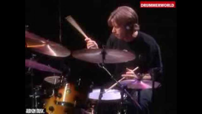 DRUM CLINIC JAZZ: Tommy Igoe: Playing the Hi-Hat and Ride Cymbal