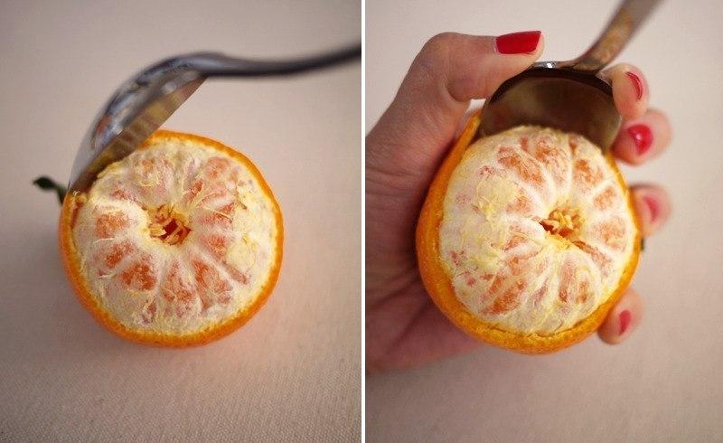 Из чего можно сделать мандарины своими руками