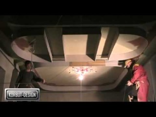 Монтаж многоуровневого потолка из гипсокартона своими руками (Часть 1)