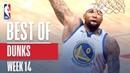 NBA's Best Dunks | Week 14