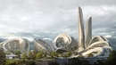 Smart City West of Moscow by Zaha Hadid Architects