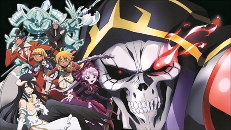 Overlord Drama CD 1 The sealed Evil tree Visual Version オーバーロード ドラマCD ENG RUS SoftSu