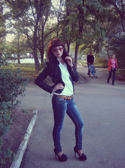 Марина Суховей, 11 октября 1989, Волгодонск, id73220353