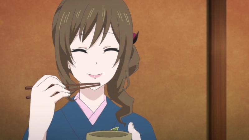 [AniDub] 03 серия - Чем кормят в ином мире Kakuriyo no Yadomeshi [Jade, Bars MacAdams, Ket]