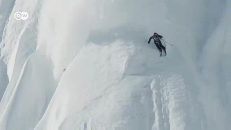 Extremsport Freeskiing