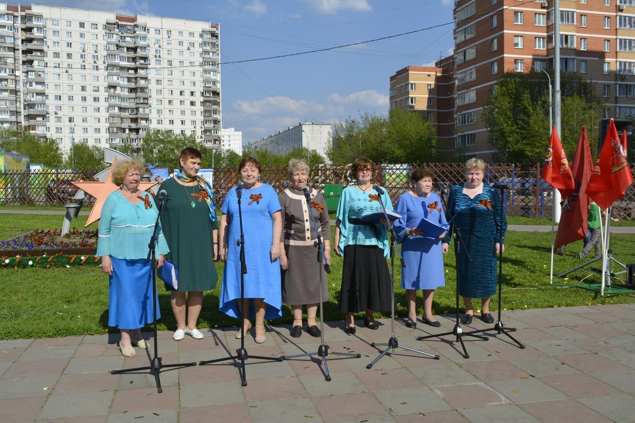 праздник в Иваноском