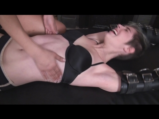 TickleAbuse - Lacey Stretched and Tortured