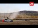 В Печенгском районе отметили День танкиста